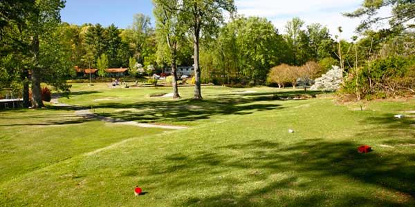TCC golf community in Tryon, NC