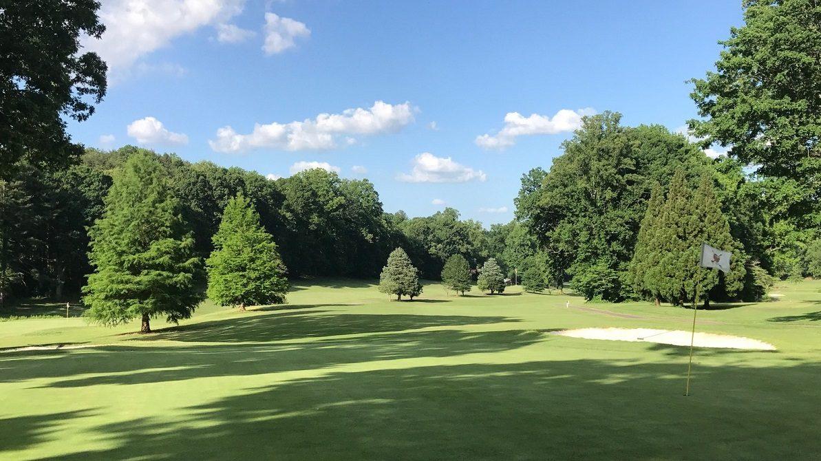 TCC - Golf Course Hole #1