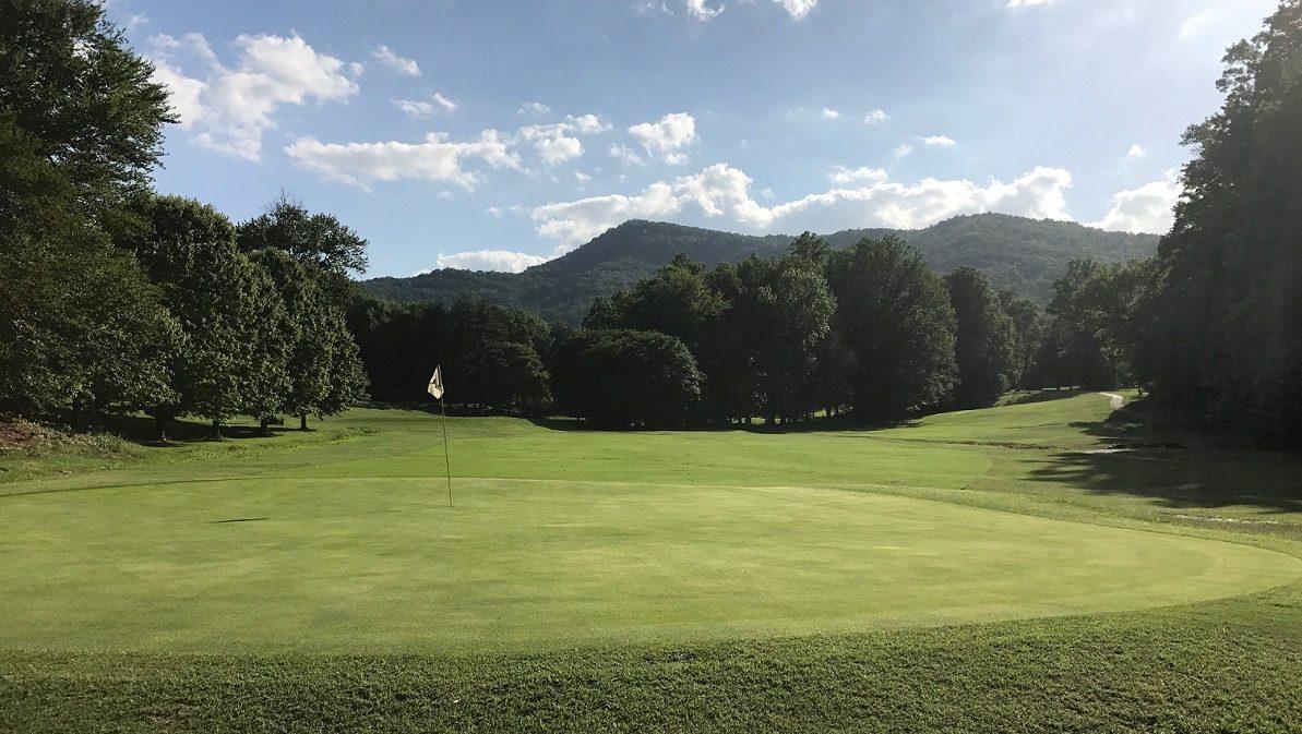 TCC - Golf Course Hole #2