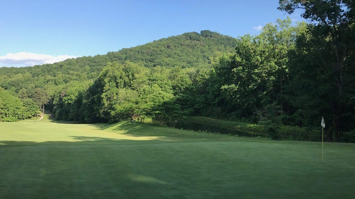 TCC - Golf Course Hole#7
