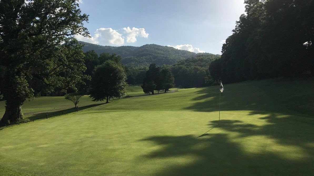 Tryon Country Club Hole#9